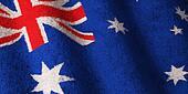 Flag of Australia - Fluffy