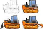 catterpillar tractor