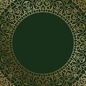 green backgroun
