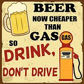 Beer now cheaper than gas