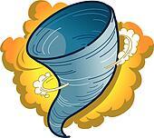 Tornado Hurricane Spout