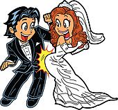 Wedding Dance Couple