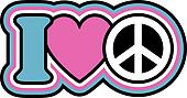 I Heart Peace_Pink-Blue