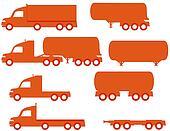 set american trucks silhouette