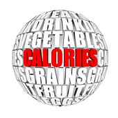 get rid of calories