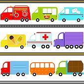 Van / Truck Vehicles / Freight