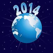 New Year World 2014
