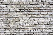 Seamless medieval old stone masonry texture.