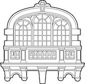 Drawing style window