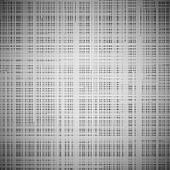 Black fabric texture. Vector illustration