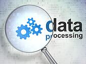 Information concept: Gears and Data Processing with optical glas