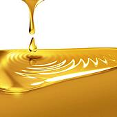 dripping oil