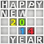 Happy New 2014 Year