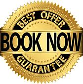 Book now best offer guarantee golde