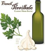 Persillade, French Herb Blend