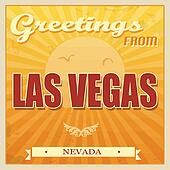 Vintage Las Vegas, Nevada poster