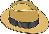 Vintage Hat Vector