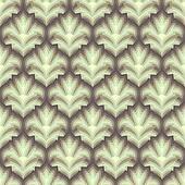 Retro Seamless Background Tile