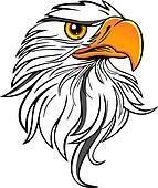 Vector - Special Eagle head