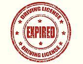 Expired-stamp