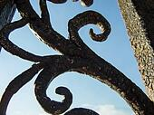 Old Iron Scrollwork