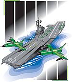 Aircraft Carrier US Navy