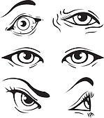 Various Eyes