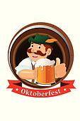 Oktoberfest concept