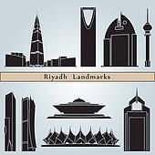 Riyadh landmarks and monuments