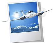 Civil utility airplane