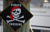 Pirate crossing!