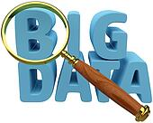 Big Data find information analysis