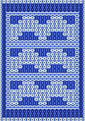 3. Crochet.