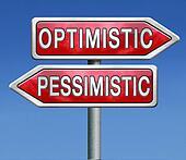 optimistic or pessimistic