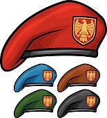 military beret (beret collection)