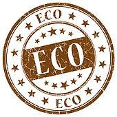 Eco Brown Stamp