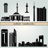 Jeddah landmarks and monuments