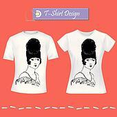 t-shirt vector t-shirt model tshirt
