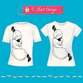 t-shirt white t-shirt front