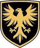 eagle (coat of arms, emblem)