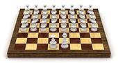 Symbolic chess revolution
