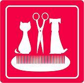 grooming barbershop for pet