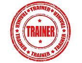 Trainer-stamp
