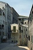 Tuscany old town detail.