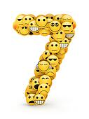 Emoticons number 7
