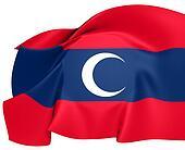 Albanian Muslim Flag
