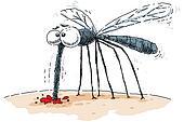 Mosquito Suck