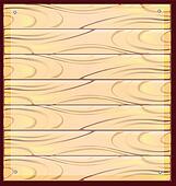 western wood background