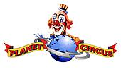Planet circus sign