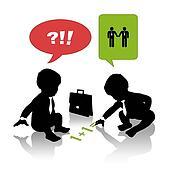 simple business partnership equation